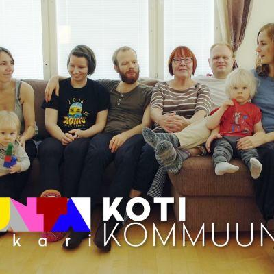 Perjantai-dokkari: Koti kommuunissa
