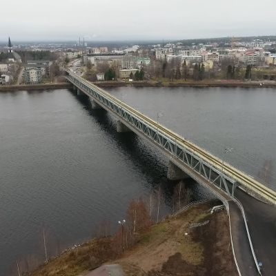 Ounaskosken silta