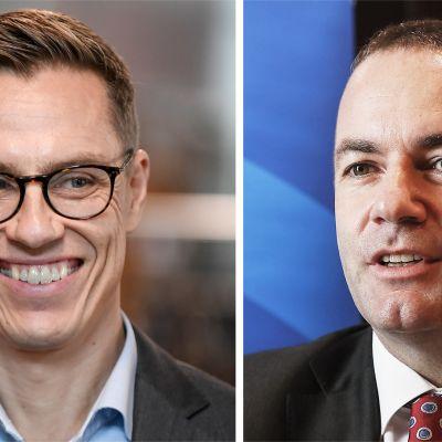 Stubb ja Weber vaaliväittelyssä - kummasta tulee ehdokas EU-komission johtoon?