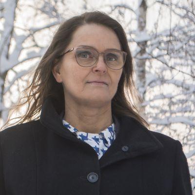Kirjailija Heidi Jaatinen