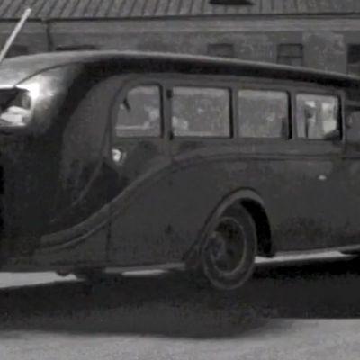 Häkäpönttöauto Helsingissä