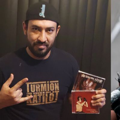 Ulkomaalainen fani ja MC Raaka Pee