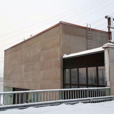 Taivalkosken voimalaitos