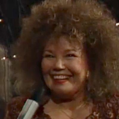 Laulaja Anita Hirvonen