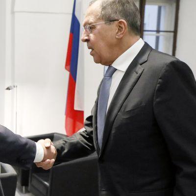 Suomen ja Venäjän ulkoministerit tapaavat