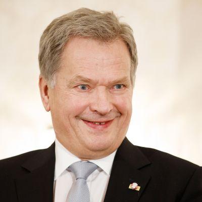 Sauli Niinistö.