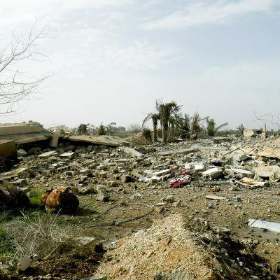 Tuhottu Baghouz