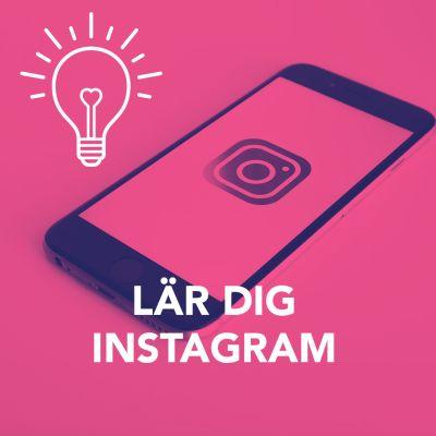 lär dig instagram