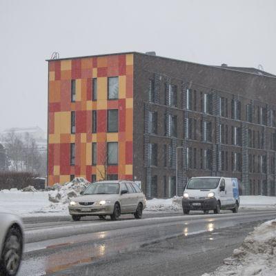 Joensuun Ellin opiskelija-asuntola