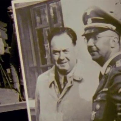 Himmler ja hänen hierojansa Felix Kersten