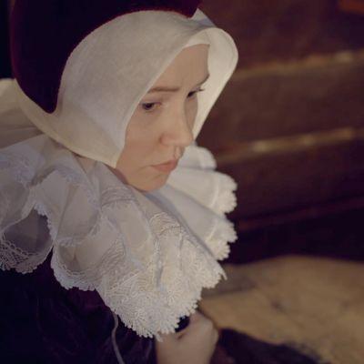1600-luvun nainen