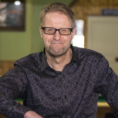 Ravintoloitsija Juha Immonen.
