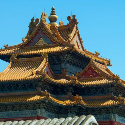 Kiinan Pekingissä sijaitsee yksi ihmiskunnan merkittävimmistä historiallisista ja arkkitehtuurisista ikoneista - Kielletty kaupunki.