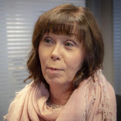Psykoterapeutti, psykologi Soili Poijula