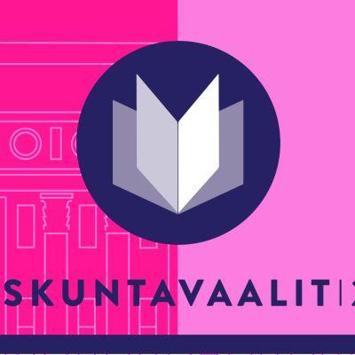 Eduskuntavaalit 2019 -uutisgrafiikka