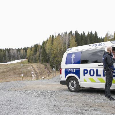 Poliisi selvittää tilannetta.