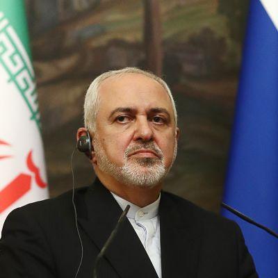 Iranin ulkoministeri Muhammed Javad Zarif.