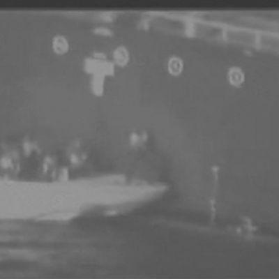 Yhdysvaltain armeijan julkaisema tankkeri-video