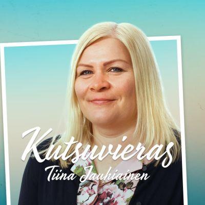 Tiina Jauhiainen.