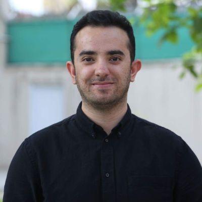 Ilias Alami är verksamhetsledare för den afghanska ungdomsorganisationen ANGO.