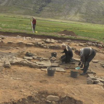 Islannin arkeologit kertoivat löytäneensä saamelaisia muinaisesineitä