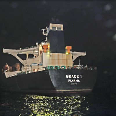 Grace 1 -tankkeri.