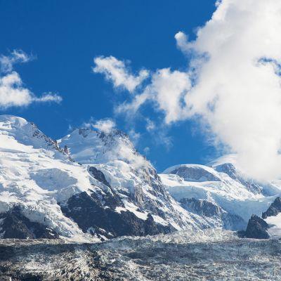 Ranskan Alppeja.