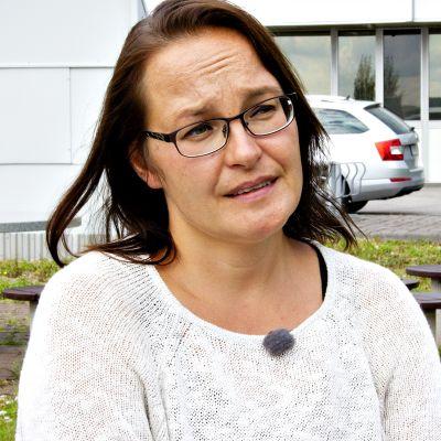 Erikoistutkija Anitta Kynsilehto.