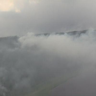 Siperian metsäpalo roihuaa liki esteettä