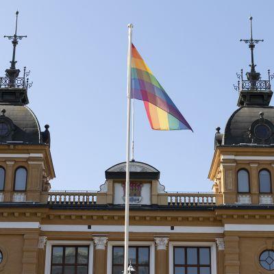 Pride-liput liehuvat Oulussa