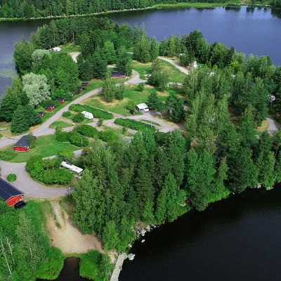 Viinikanniemi Camping -alue Nokialla