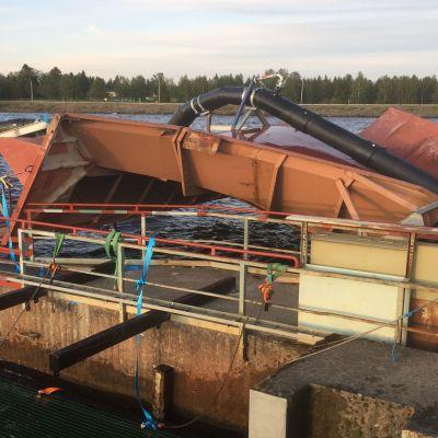 Kalasydän,Taivalkosken voimalaitos, Kemijoki