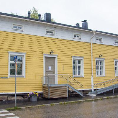 anorak ravintola Kajaanissa