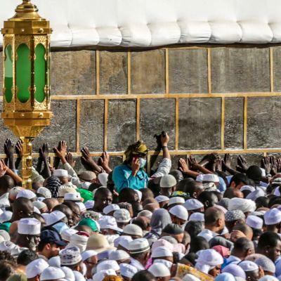 Pyhiinvaellus tuo miljoonat muslimit Mekkaan