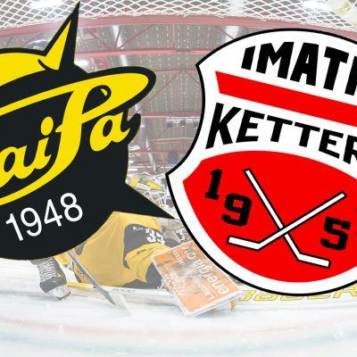 SaiPan ja Ketterän logot