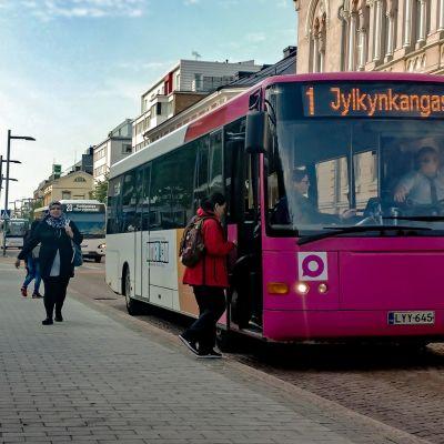 Oulun bussi