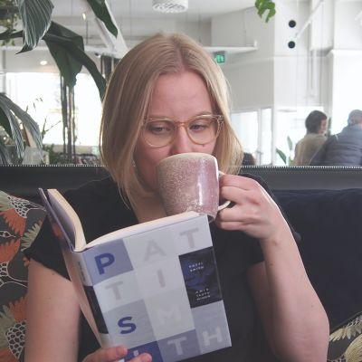 Abitreenien toimittaja Anniina Nirhamo