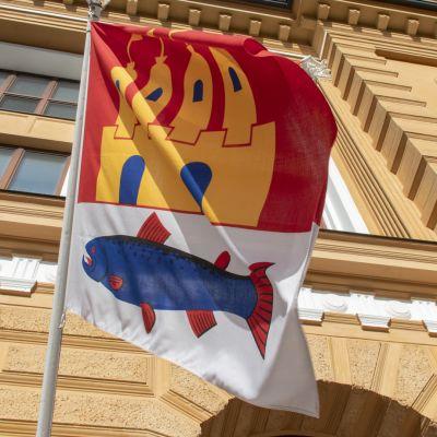 Kaupungintalo Oulu