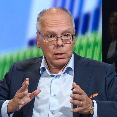 HUS:n toimitusjohtaja Juha Tuominen