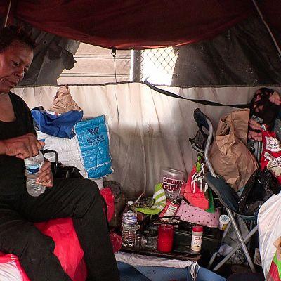 Yhdysvalloissa köyhien määrä on kaksinkertaistunut viidessä vuodessa.