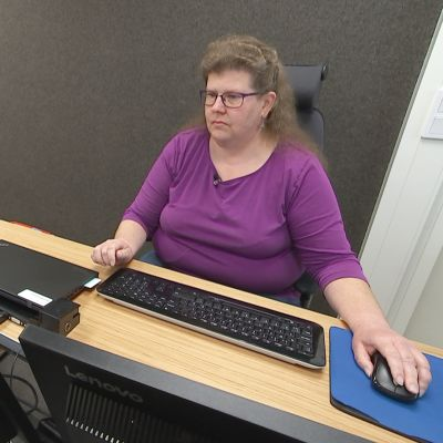 Tietokoneen käyttäjä