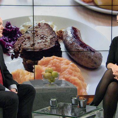 Lihaa vai kasviksia julkisiin ruokailuihin?