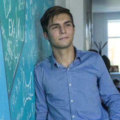 Matematiikka on kuin vuorikiipeilyä, sanoo Siperian huippuyliopiston opiskelija