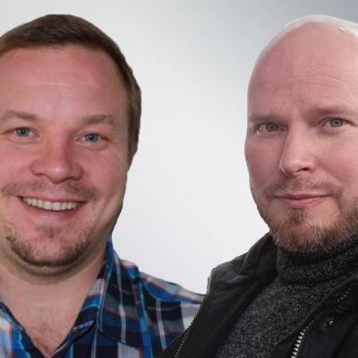 Janne Lahtonen ja Perttu Noponen myivät Huoltsikka Oy:n vuonna 2018.