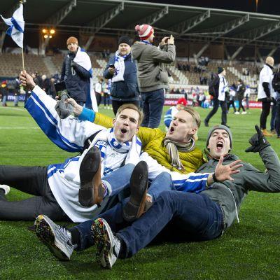 Suomi-Liechtenstein -ottelu