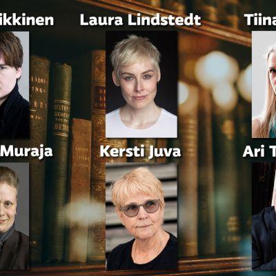 Jyväskylän kirjamessut 22.11.2019