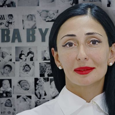 Mariam Kukunashvilin lähikuva.