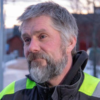 Markus Palojärvi Kiikelissä