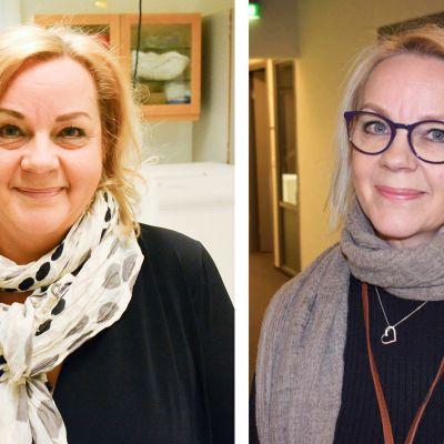 Nainen ennen ja jälkeen lihavuusleikkauksen.