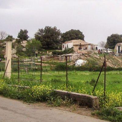 Sisilialainen maatalo.